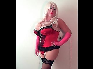 Amateur, Crossdressing, HD, Lingerie,