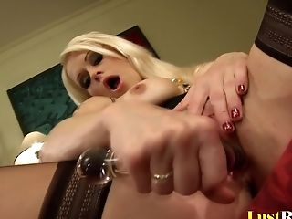 Blonde, Doggystyle, Gaping Hole, Hardcore, HD, Pussy, Rough, Stacy Silver,
