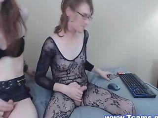 Pipe, Mignonette, Européens , Homme Efféminé , Transexuelle , Webcam,