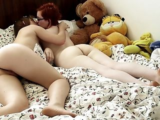 Amateur, Ass, Babe, Best Friend, Friend, Glasses, Homemade, Horny, Lesbian, Licking,