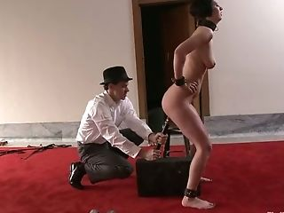 BDSM, Bondage, Brunette, Humiliation,