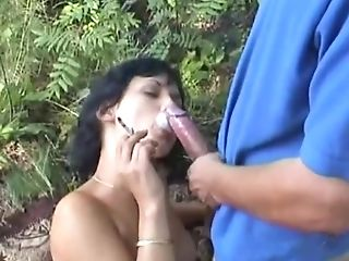 Amateur, Blowjob, Hardcore, Outdoor, Smoking, Whore,