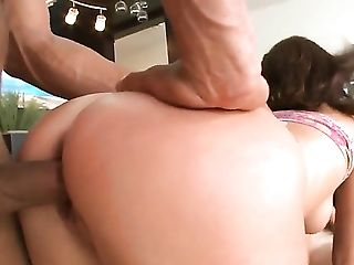 Ass, Ball Licking, Balls, Big Ass, Big Natural Tits, Big Tits, Blowjob, Brunette, Choking Sex, Cuban,