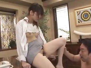 Amateur, Close Up, Couple, Japanese, Jav, Rei Mizuna,
