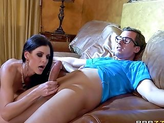 Babe, Big Cock, Blowjob, Close Up, Cowgirl, Face Fucking, Handjob, Hardcore, High Heels, Long Hair,