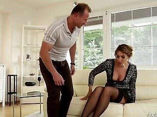 69, Anna Rose, Ass, Babe, Beauty, Big Tits, Blowjob, Cumshot, FFM, Kissing,