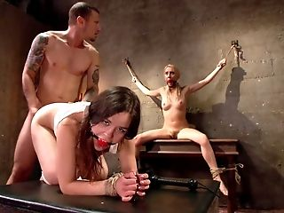 Abuse, Anal Sex, Balls, BDSM, Bondage, Bound, Brutal, Domination, Extreme, Gagging,