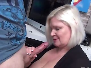 Beauty, Big Tits, Blonde, Blowjob, Cute, Deepthroat, Granny, Horny, MILF, Shy,