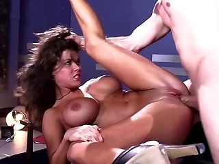 Babe, Big Cock, Big Tits, Blowjob, Brunette, Choking Sex, Couch, Cum In Mouth, Cumshot, Deepthroat,