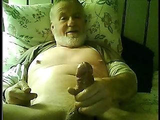 Amateur, Cum, Daddies, Grandpa, HD, Masturbation,