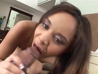 Black, Blowjob, Brazilian, Deepthroat, Facial, Monica Morales, Pornstar, POV, Shane Diesel,