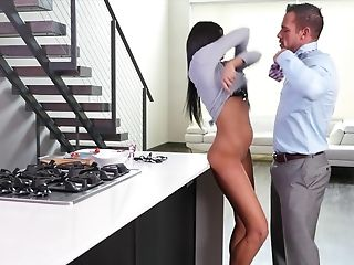 Anal Sex, Ass, Ass Licking, Big Tits, Blowjob, Couple, Cowgirl, Cute, Doggystyle, Fake Tits,