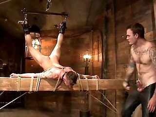 Anal Sex, BDSM, Blowjob, Bondage, Brunette, Caucasian, Choking Sex, Couple, Deepthroat, Domination,