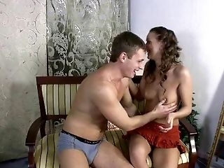 Couple, Curly, Doggystyle, Hardcore, Natural Tits, Punishment, Russian, Teen,