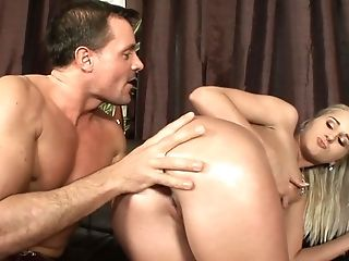 Anal Sex, Ass, Ass To Mouth, Blonde, Blowjob, Cumshot, Facial, Hardcore, Natural Tits, Pussy,