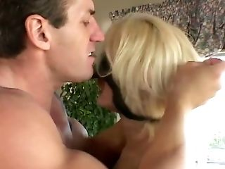 Beauty, Blindfold, Blonde, Blowjob, Cute, Hardcore, Horny, Melissa Lauren, Missionary, Slut,