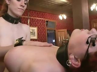 BDSM, Fetish, Group Sex, Iona Grace, Nerine Mechanique,