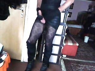 Cum, High Heels, Mature,