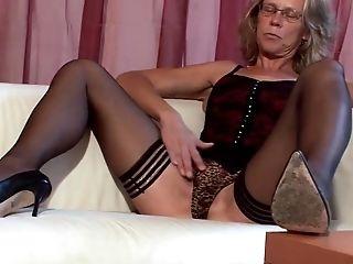 Amateur, German, Glasses, Hardcore, Masturbation, Mature, Mom,