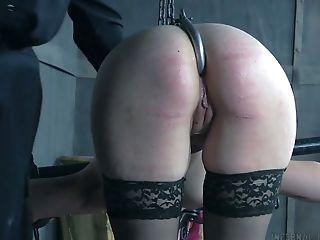 Ass, BDSM, Bold, Bondage, Boobless, Emo, Pussy, Redhead, Sex Toys, Slut,