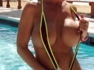Beach, Big Tits, Deauxma, Exhibitionist, Huge Tits, Mature, MILF, Mom, Nude, Old,