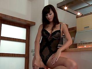 Ass, Erotic, Lingerie, Model, Nude, Solo,