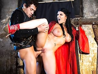 Anal Sex, Babe, Big Tits, Brunette, Cosplay, Exotic, Fake Tits, Funny, Latina, MILF,
