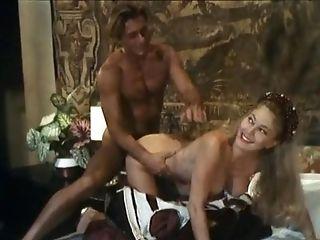 Blowjob, Hardcore, Italian, Moana Pozzi, Pornstar, Vintage,