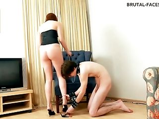 BDSM, Femdom, Fetish, Gorgeous, Juicy, Licking, Pussy, Submissive,