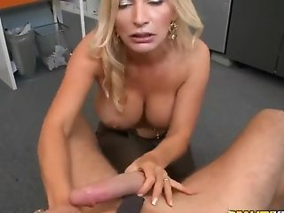 Big Ass, Big Cock, Big Tits, Blonde, Blowjob, Bold, HD, Ingrid Swenson, Mature, MILF,