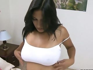 Allison Moore, Big Cock, Big Tits, Blowjob, Bold, Brunette, Czech, Gangbang, Hardcore, HD,