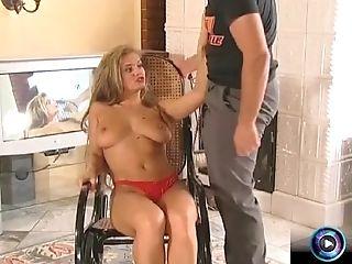 Ball Licking, Blowjob, Couple, Fingering, Handjob, Hardcore, Licking, Long Hair, Natural Tits, Rita Faltoyano,
