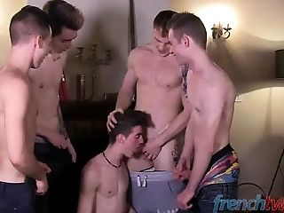 Bukkake, Group Sex, HD, Horny, Twink,
