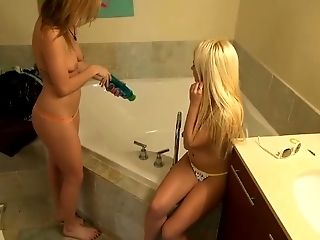 Amateur, American, Babe, Bathroom, Blonde, Blowjob, Cute, Girlfriend, Homemade, Lesbian,