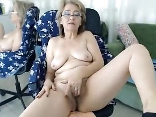 Homemade, Masturbation, Mature, Solo, Webcam,
