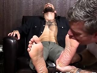 Couple, Cute, Feet, HD, Hunk, Licking, Mature, Rough, Sexy,