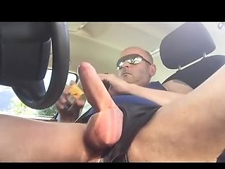 Amateur, Big Cock, Car, Caucasian, Ethnic, Flashing, HD, Jerking, Masturbation, Public,