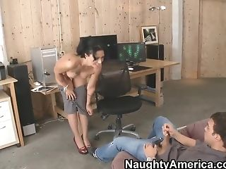 Anal Sex, Big Tits, Boy, Brunette, HD, Holiday, Mature, MILF, Zoey Holloway,