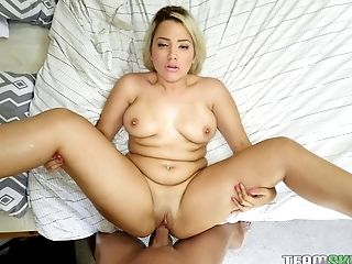 Big Cock, Blonde, Blowjob, Chubby, Cowgirl, Dirty, Doggystyle, Fetish, Hardcore, Legs,
