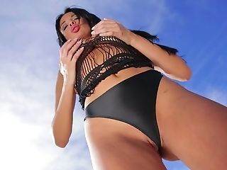 Anal Sex, Anissa Kate, Ass, Babe, Beauty, Big Black Cock, Big Cock, Big Tits, Blowjob, Clamp,