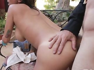 Beauty, Cowgirl, Cute, European, Hardcore, Horny, Nadia Styles, Outdoor, Riding, Rough,