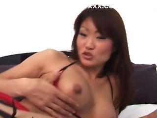 Sexo Anal, Morena , Dupla Penetração, Interracial, Estrela Pornô, Sunny Jay,