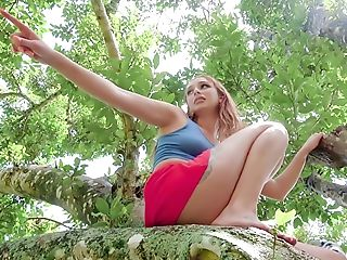 Babe, Blowjob, Boobless, Curly, Doggystyle, Hardcore, HD, Long Hair, Missionary, Outdoor,