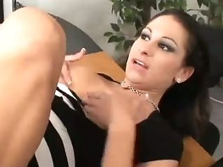Beauty, Cute, Hardcore, Horny, Leah Lexington, Office, Secretary, Slut,