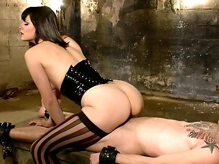 Bobbi Starr, Brunette, Dick, MILF, Mistress, White,