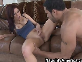 Alexa Nicole, Ass Licking, Big Cock, Brunette, Flexible, Hardcore, HD,