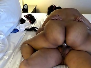 Big Ass, Boss, Fucking, Indian, Riding,