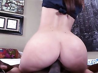 Ass, Big Ass, Big Tits, Blowjob, Boobless, Brunette, Choking Sex, Cum, Cum In Mouth, Cumshot,